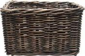 New looxs 442.711 baskets brisbane mand medium riet brown 23l