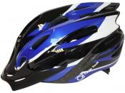 Cycle tech helm spark blauw s 47-53 cm 2810336