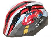 Cycle tech kinder helm rood corsa 48-52 cm 2810304