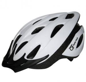 Cycle tech helm wit pearl l 58-62cm 2810208