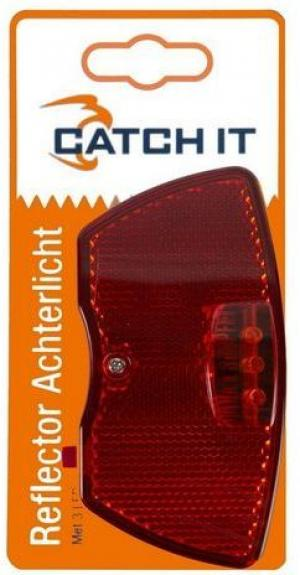 Catch-it achterlicht 3xled 80 mm blister 1505850