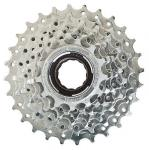 Sunrace freewheel 7v 14-28t mfm2a 7ds blister